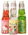 Ramune.  Just as sweet as the photo appears.