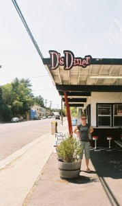 Who wants to go down to D's? ME!
